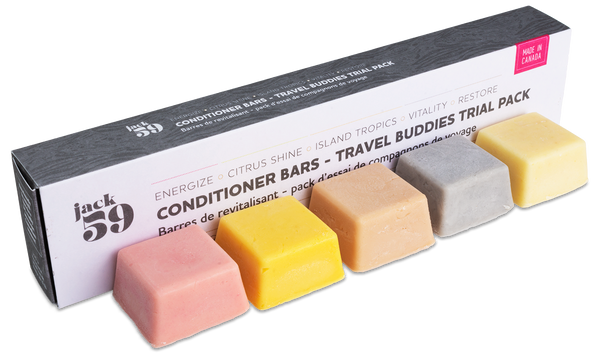 Trial Pack - Conditioner Bar Sampler