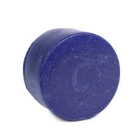 Blonde Bombshell purple toning conditioner bar for processed blonde hair