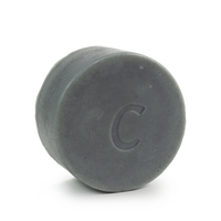Clarify conditioner bar for thin hair or removing build up contains activated charcoal