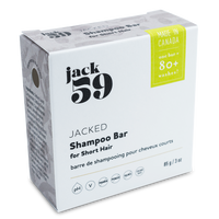 Jacked Shampoo Bar