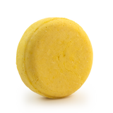 Amplify volumizing shampoo bar for normal hair scented with eucalyptus and orange essential oil all natural colourant annatto seed