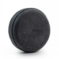 Clarify shampoo bar for thin hair or removing build up contains activated charcoal