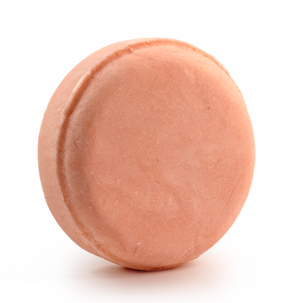 Island Tropics shampoo bar with bamboo extract for strengthening the hair