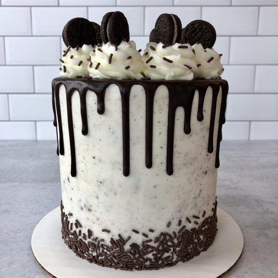 "OREO™ DRIP CAKE | A Cake Kit ""For the Kid in All of Us."""