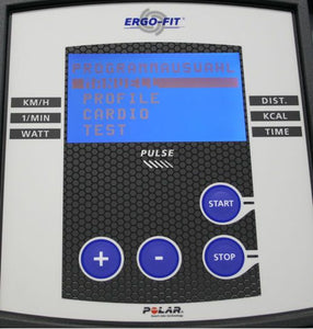 Display Ergo Fit Cycle 450