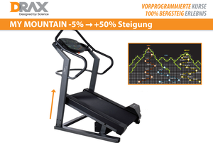 Laufband My Mountain DRAX+
