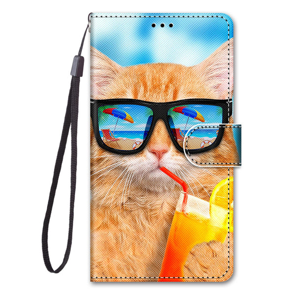 For Xiaomi Redmi 4a 4x 5a 6 Case Luxury Wallet Flip Cover For Xiaomi Redmi 5 Plus Case Leather Stand Protective Cart Slot Holder