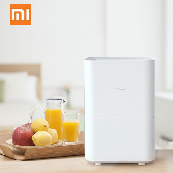 [variant_title] - Xiaomi Smartmi Pure Air Humidifier With 4L Capacity Automatic Water Evaporation Mist Maker Essential Oil APP Control Home Office