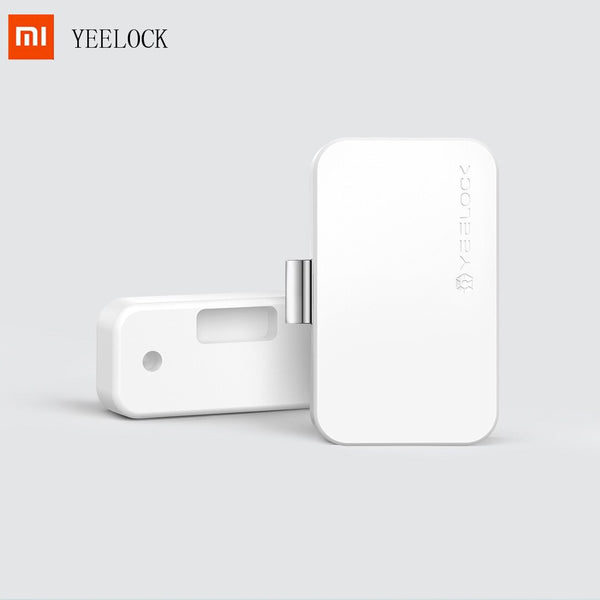 Default Title - Xiaomi Original YEELOCK Smart Drawer Cabinet Lock Keyless bluetooth APP Unlock Anti-Theft Child Safety File Security
