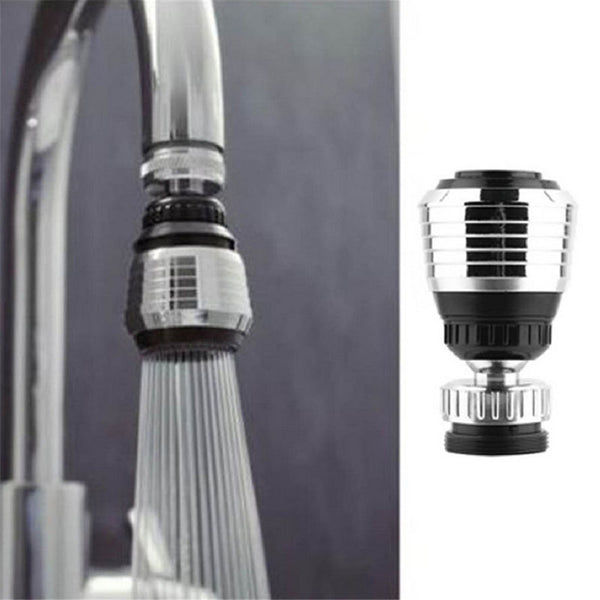 [variant_title] - 360 Degree Rotary Swivel Faucet Nozzle Anti-splash Water Filter Adapter Shower Head Bubbler Saver Tap for Bathroom Kitchen Tools