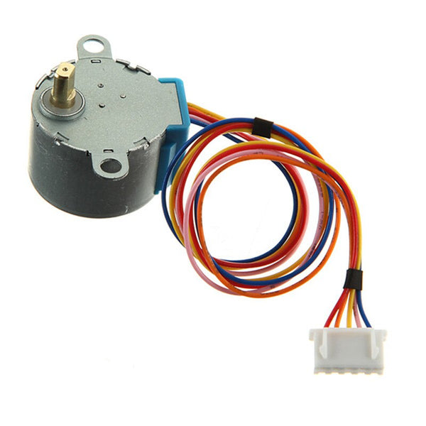 [variant_title] - Gear Stepper Motor DC 5V 4 Phase 5-Wire Reduction Step For Arduino Hot Sale