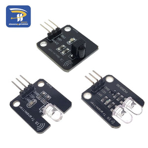 [variant_title] - IR Infrared Transmitter Module Ir Digital 38khz Infrared Receiver Sensor Module For Arduino Electronic Building Block