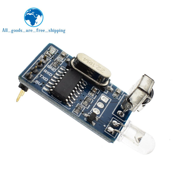 [variant_title] - TZT 5V IR Infrared Remote Decoder Encoding Transmitter Receiver Wireless Module Quality in Stock for arduino