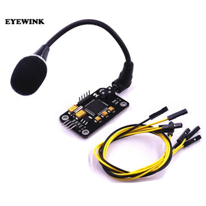 Default Title - Speech Recognition Module Voice Recognition Module Serial Control Module with Micro and 4pin wire For Arduino