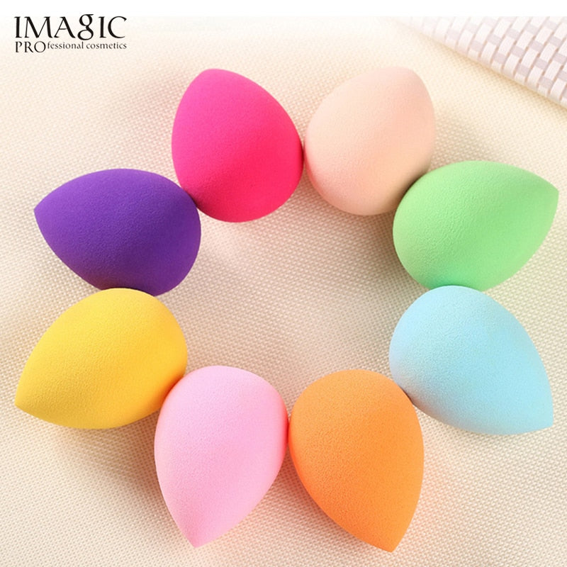 [variant_title] - IMAGIC 1pc Makeup Foundation Powder  Sponge Cosmetic Puff Flawless Powder Smooth Beauty Makeup Sponge Beauty Tools