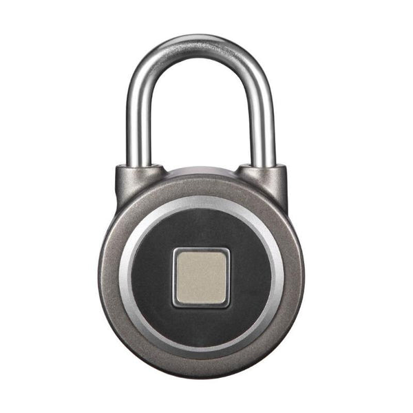 Default Title - Anytek P2 Smart Fingerprint Lock Bluetooth Phone APP Padlock Door Lock