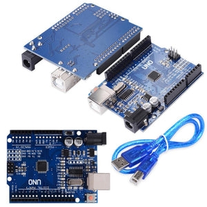 UNO Cable - UNO R3 Development Board ATmega328P CH340 CH340G For Arduino UNO R3 With Straight Pin Header