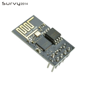 ESP-01 - ESP8266 ESP01S ESP12E ESP12F ESP-12E ESP-01 ESP-01S ESP01 ESP-12F Remote Serial Port WIFI Wireless Module 3.3V SPI For Arduino