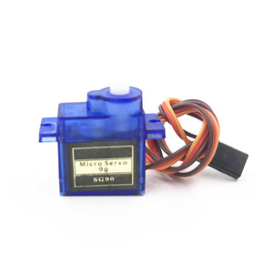 100% NEW Wholesale SG90 9G Micro Servo Motor For Robot 6CH RC Helicopter Airplane Controls for Arduino