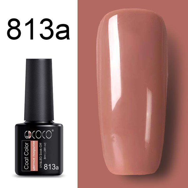 813a - #86102 GDCOCO 2019 New Arrival Primer Gel Varnish Soak Off UV LED Gel Nail Polish Base Coat No Wipe Top Color Gel Polish