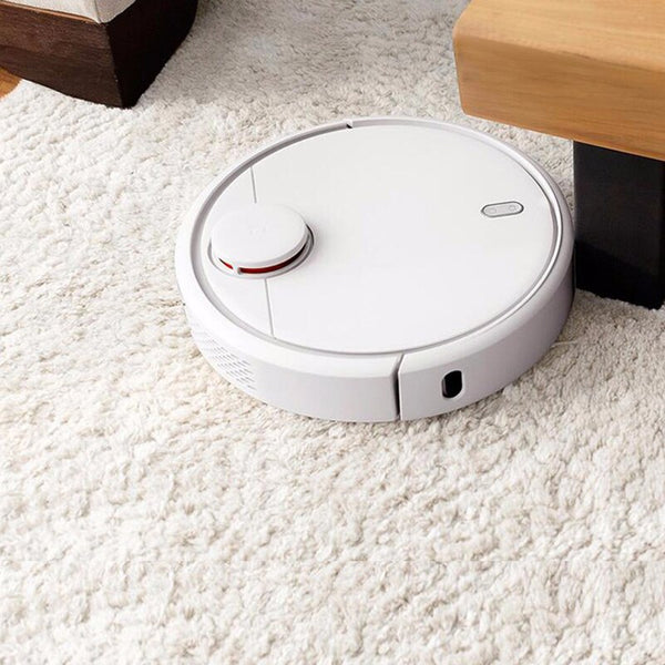 [variant_title] - Original Xiaomi Mi Robot Vacuum Cleaner for Home Automatic Sweeping Charge Dust Cleaner Smart Planned Mijia App Remote Control