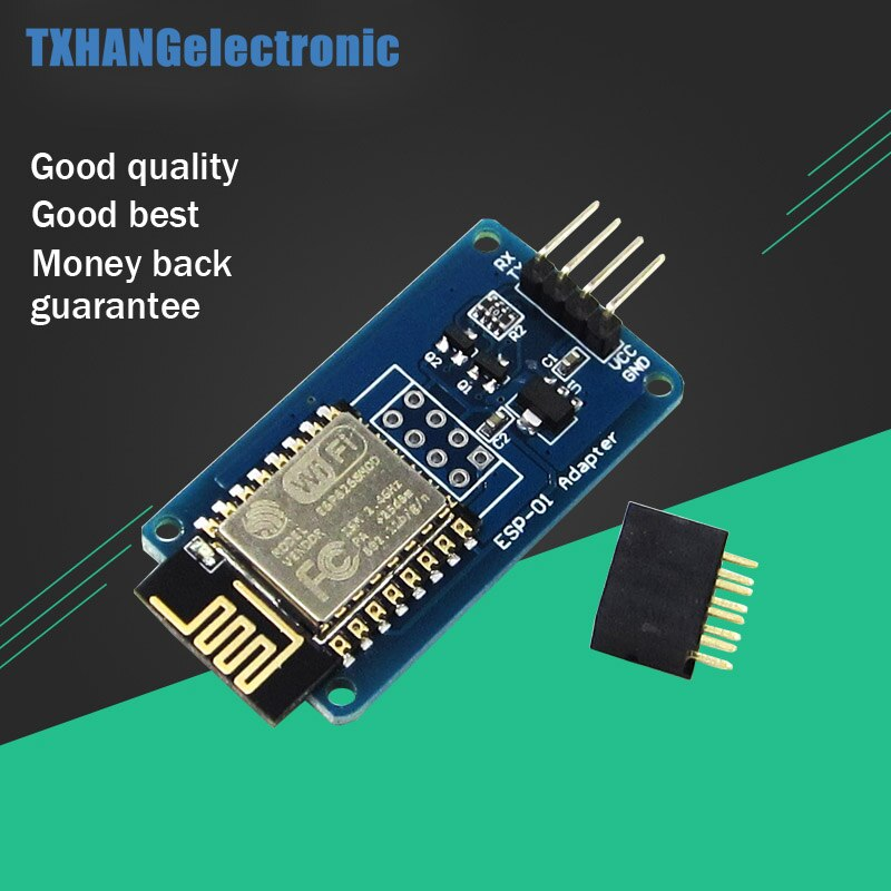 Default Title - ESP8266 ESP-12E Serial Wifi Transceiver Adapter Module V1.0 for Arduino UNO R3