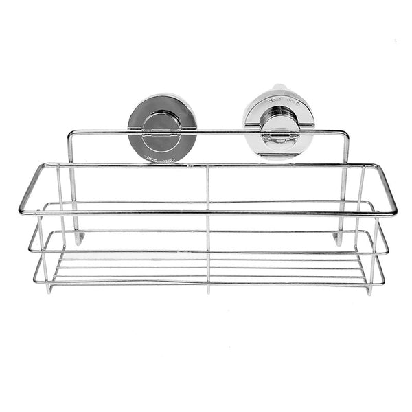 30x15x11cm - Stainless Steel Hot Sink Hanging Storage Rack Holder Faucet Clip Bathroom Kitchen Dishcloth Clip Shelf Drain Dry Towel Organizer