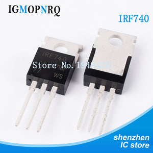 IRL 540 NPBF TO-220 100 V 5 x International Rectifier N 36 A Mosfet