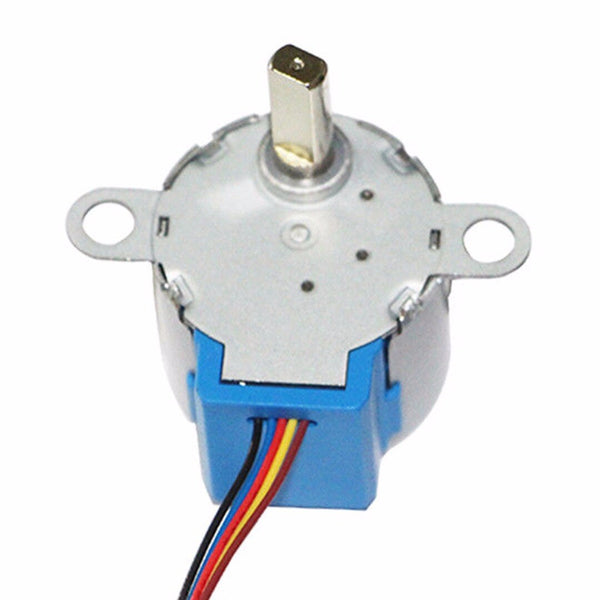[variant_title] - DC 5V Reduction Stepper Motor 24BYJ48 Gear Stepper Motor Micro 4 Phase 5 Wire Stepper Motor For Arduino Mayitr