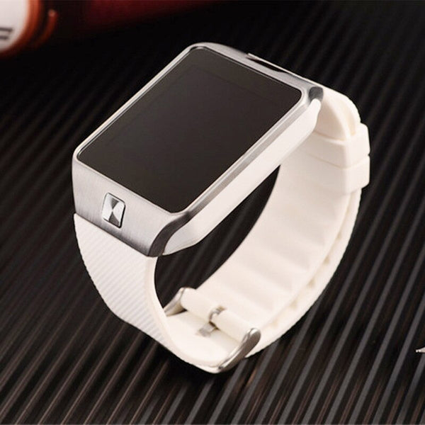 White / With box - New Smartwatch Intelligent Digital Sport Gold Smart Watch Pedometer For Phone Android Wrist Watch Men Women's Watch