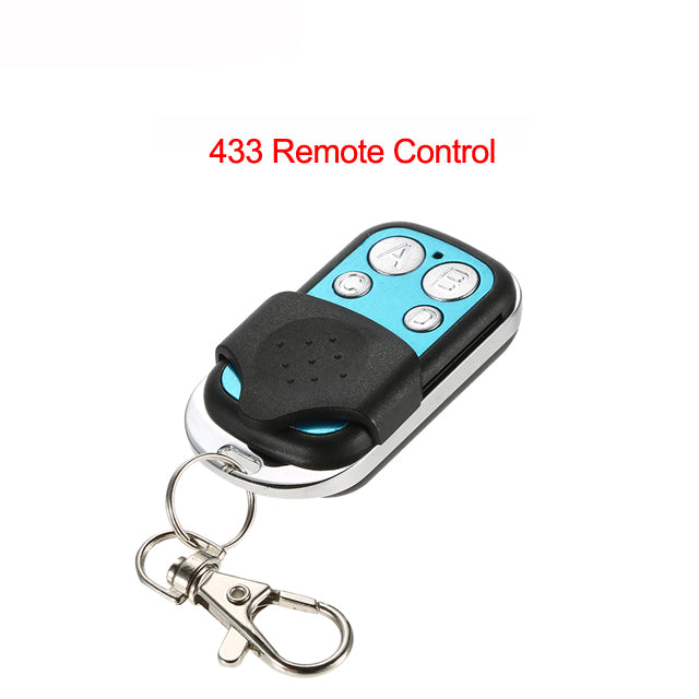 433 Remote Control - Sonoff T1 EU Smart Wifi Wall Touch Light Switch 1/2 Gang Touch / WiFi / 433 RF / APP Remote Control Smart Home Work with Google