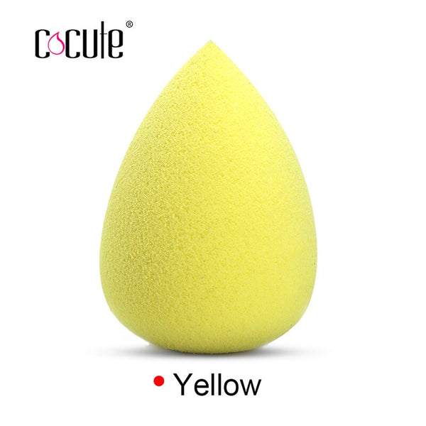 [variant_title] - Cocute Beauty Sponge Foundation Powder Smooth Makeup Sponge for Lady Make Up Cosmetic Puff High Quality