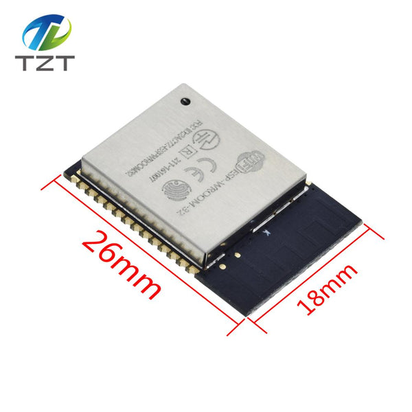 ESP-32S - ESP-32S ESP32 Development Board WiFi Wireless Bluetooth Antenna Module For Arduino 2.4GHz Dual Core ESP32S ESP-32 ESP8266