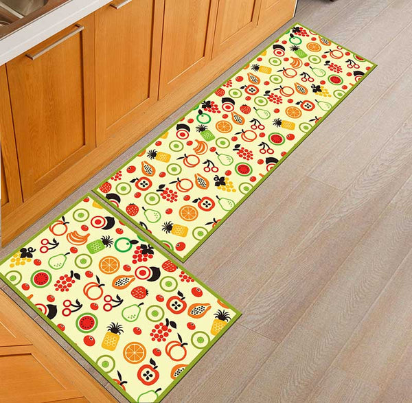 11 / 50x160cm - Kitchen Mat Cheaper Anti-slip Modern Area Rugs Living Room Balcony Bathroom Printed Carpet Doormat Hallway Geometric Bath Mat