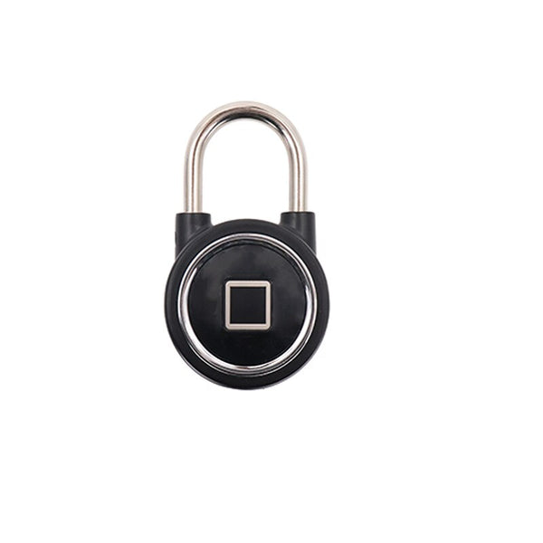 [variant_title] - PHUQY Anti-Theft iOS Android APP control door cabinet padlock WaterproofKeyless portable Bluetooth smart Fingerprint padlock