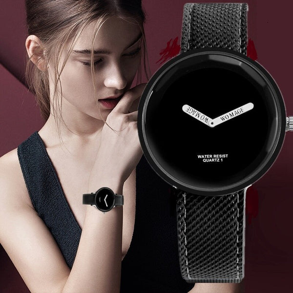 [variant_title] - Women Watches Leather Women's Watches Fashion Quartz Ladies Wrist Watch Clock Bayan Kol Saati relogio feminino reloj mujer Gift