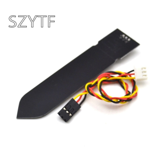 [variant_title] - NEW ! Capacitive soil moisture sensor not easy to corrode wide voltage wire for arduino
