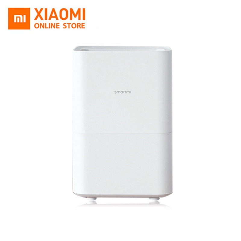 Default Title - Original Smartmi Xiaomi Evaporative Humidifier 2 for your home Air dampener Aroma diffuser essential oil mijia APP Control