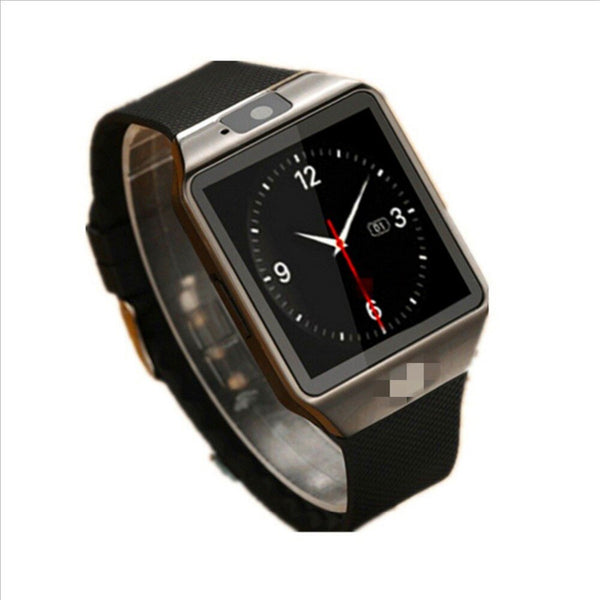 [variant_title] - DZ09 New Smartwatch Intelligent Digital Sport Gold Smart Watch DZ09 Pedometer For Phone Android Wrist Watch Men Women's  Watch