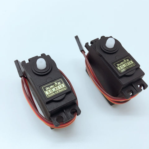 Default Title - Best Price 2PCS/LOT SG5010 High Torque Digital Servo Motor RC Helicopter Airplane Boat for Arduino UNO R3 sg90 Free Shipping