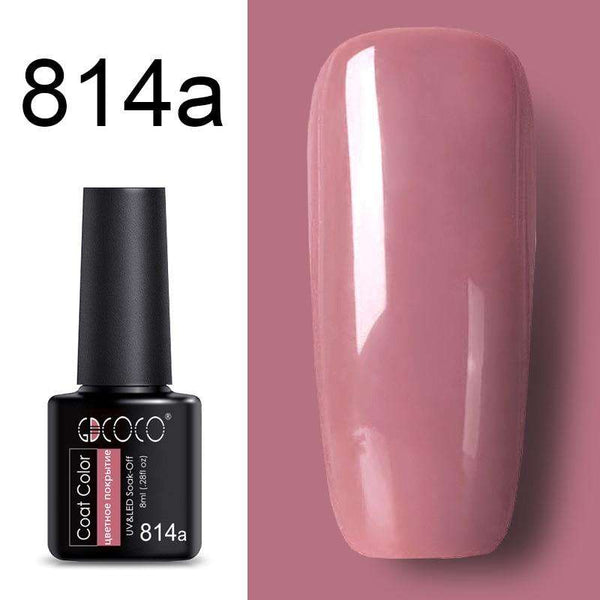 814a - #86102 GDCOCO 2019 New Arrival Primer Gel Varnish Soak Off UV LED Gel Nail Polish Base Coat No Wipe Top Color Gel Polish