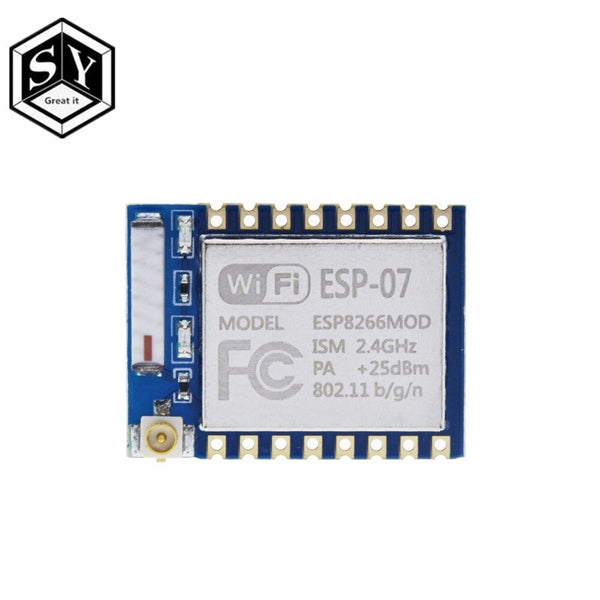 esp-07 - GREAT IT  ESP8266 ESP-01 ESP-01S ESP-07 ESP-12 ESP-12E ESP-12F  ESP-07SWIFI wireless module wireless transceiver For arduino