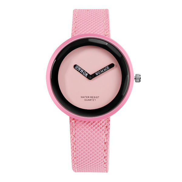 5 - Women Watches Leather Women's Watches Fashion Quartz Ladies Wrist Watch Clock Bayan Kol Saati relogio feminino reloj mujer Gift