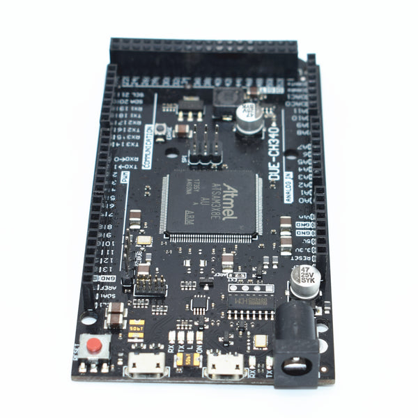 [variant_title] - Black Due R3 Board DUE-CH340  ATSAM3X8E ARM Main Control Board with 50cm USB Cable CH340G for arduino