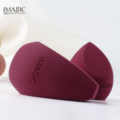 [variant_title] - IMAGIC Makeup Foundation Sponge Makeup Cosmetic puff Powder Smooth Beauty Cosmetic make up sponge Puff