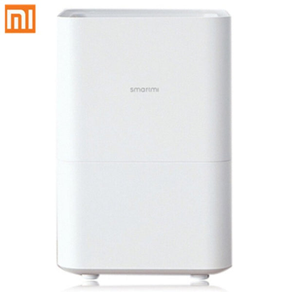 [variant_title] - Original Xiaomi Smartmi Air Humidifier 2 Essential Oil Mijia APP Control 4L Capacity Air Conditioning Appliances For Home office