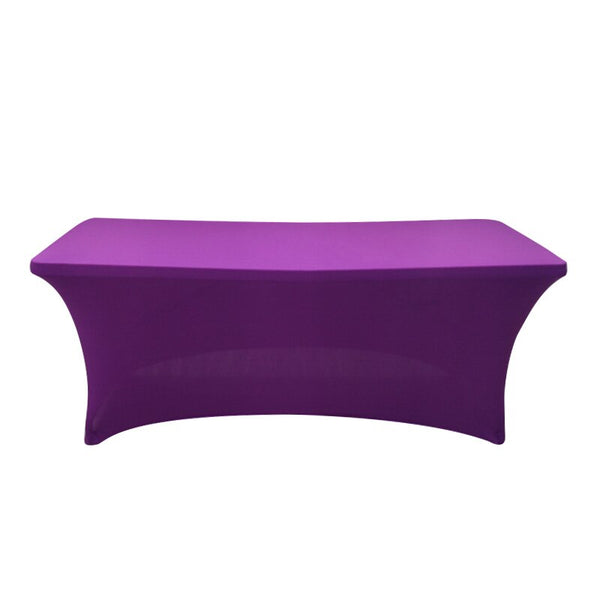 Purple - Professional Eyelash Extension Elastic Bed Cover Special Stretchable Bottom Table Bed Sheet Lashes Grafting Makeup Beauty Salon
