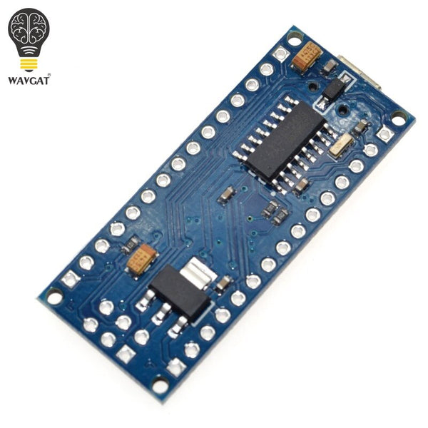 [variant_title] - 1PCS Promotion Funduino Nano 3.0 Atmega328 Controller Compatible Board for Arduino Module PCB Development Board without USB