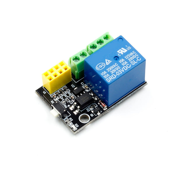[variant_title] - ESP8266 ESP-01S 5V WiFi Relay Module Things Smart Home Remote Control Switch for Arduino Phone APP ESP01S Wireless WIFI Module