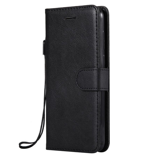 Flip Leather Case for Fundas Huawei Y6 2019 case For Y6(2019) Coque Huawei Y 6 Y6 Prime 2019 Book Wallet Cover Mobile Phone Bag